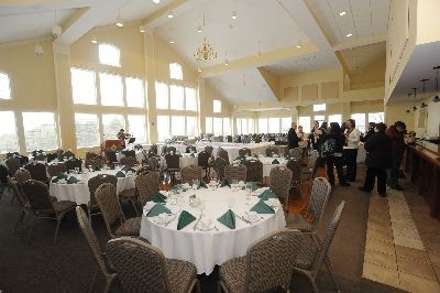 Berkshire Hills Country Club Ballroom - Sweeping views of the beautiful Berkshire hills! Another quality reception facility in Berkshire County- the Berkshire Hills Country Club!