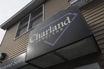 Charland Jewelers  - Yup! Another jewelry stop!