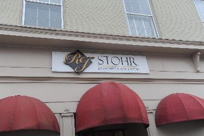 RJ Stohr Diamonds and Fine Jewelry - Another jewelry store stop at RJ Stohr Diamonds and Fine Jewelry, Pittsfield!