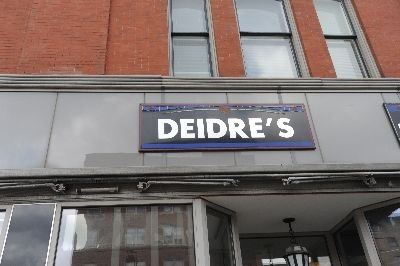 Special Day at Deidre�s - A trip to Berkshire County�s most TRUSTED and reputable bridal shop!