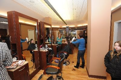 Indulgence Hair Salon - Indulgence Hair Salon in Pittsfield is a terrific salon for your bridal party!