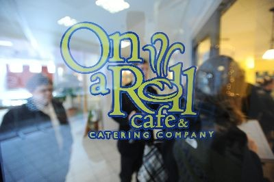 On a Roll Cafe & Catering - A delicious selection for your rehearsal dinner catering! On a Roll Cafe & Catering is affordable and tasty!