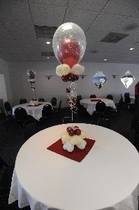 Party Barn, Lanesboro - The Party Barn offers centerpieces as well!