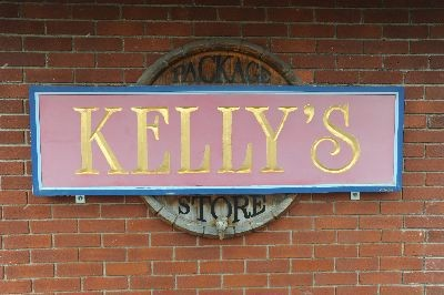 Kelly's Package Store - Kelly's Package Store, Dalton
