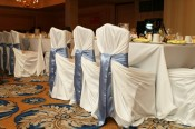 Chair Covers provided by Berkshire Bride!
