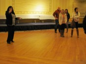 Slideshow Image - Tour of the Ballroom