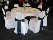 Slideshow Image - Chair covers provided by Berkshire Bride!