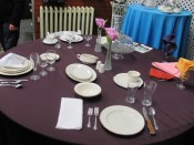 Slideshow Image - Sample dining set
