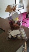 What's this??? A gift basket courtesy of Berkshire Bride!
