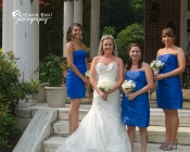 Gorgeous Ladies of the Wedding Party