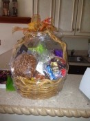 Customized Gift Basket for Relaxing!